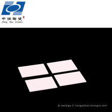 alumine / aln / zircone / substrats en céramique / isolation électronique