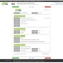 Socket Set-Mexico Customs Import Datenmuster