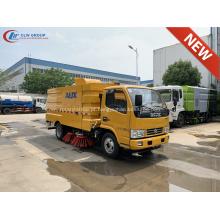 2019 New Dongfeng D6 estacionamento caminhão de limpeza