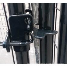 Гальванизированный сверхмощный Pet Манеж панели / выгула собак, забор панели / сложить собрать напольная загородка собаки