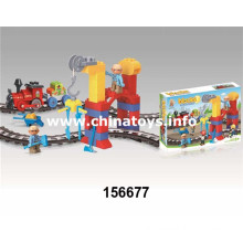 2016 Top Sale New Popular Plastic Toys Building Block (156677)