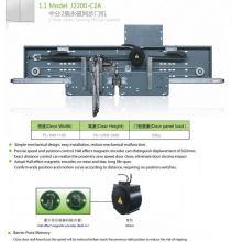 2-Panel-Center-Öffnung PM-Fahrzeughersteller, Kabinenbediener