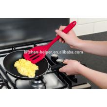 Hot vendendo ferramentas de cozinha de nylon de silicone de qualidade superior