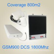 Promotion de vente GSM 900 Dcs1800MHz 27dBm Amplificateur de signal de haute qualité