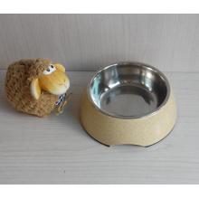 Eco Bamboo Fiber Bowl для домашних животных (BC-PE6014)