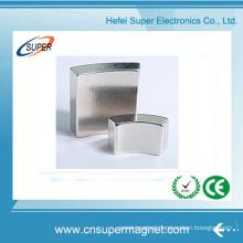 High Standard Sintered Arc Neodymium Magnets