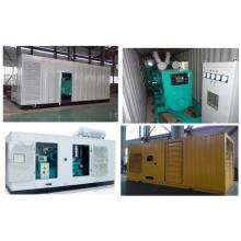 Generador de imán permanente con Control de remoto ATS
