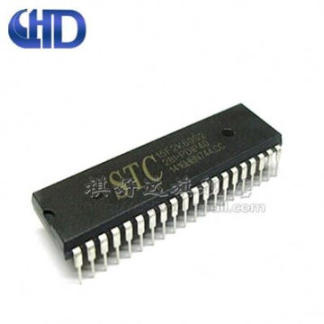 QHDQ3-- STC15F2K60S2-28I-PDIP40 STC15F2K60S2 microcontroller DIP40 Electronic Component IC Chip