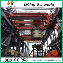 Foundry Overhead Bridge Cranes Used in Steel Mill