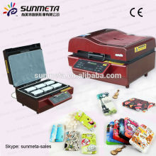Hot sale 3D sublimation vacuum phone cover printing machine,digital phone case 3d printer