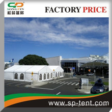 Used Clear Span Arabian Party Tent 15x50m waterproof party tents with linings and curtains for wedding party for sale uk