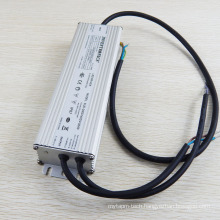 75W to 600W Inventronics EUD series 200W 95-190Vdc programmable and dimmable transformer with UL CE EUD-200S105DV