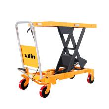 Xilin 800kg 1760lbs  Good Quality  Hydraulic Single Scissor Lift Table