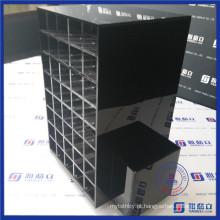 China Wholesale 80 compartimentos acrílicos batom titular Spinning