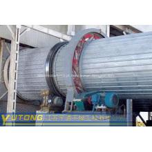 Pó de fluorita para secador de tambor rotativo
