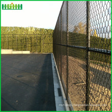 2016 high quality pvc coated chain link fence price