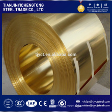 high quality C2600 brass coil