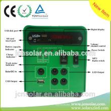 Venda quente para o sistema de energia solar da HOME da exportação para a lanterna conduzida da bateria home