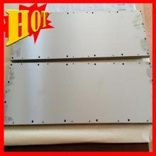 99.99% чистоты титана Распыляемой мишени плиты для покрытия PVD