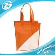 10-year Experience Manufacturer Promotional Cheap Non Woven Cloth Shopping Bag