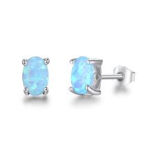 Opal Stone New Fashion Popular Jewelry Opal Earring for Women