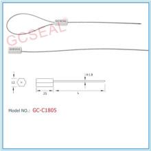 Ziehen Sie die Kabel Siegel (GC-C1805)