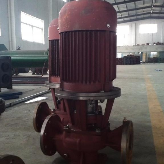 IGF type explosion-proof lining fluorine pipeline pump 3