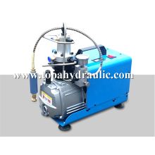 Auto outdoors small pcp air compressor