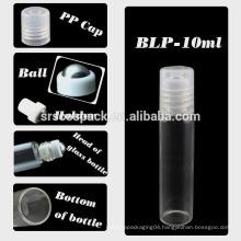 SRS PACKAGING no leakage roll on bottle , 3ml 5ml 10ml 15ml aromatherapy glass roll on bottle