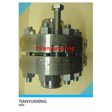 ANSI Standard Carbon Steel Weld Neck Orifice Flanges