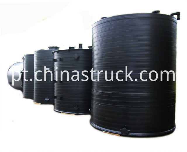 10 50cbm Hdpe Storage Tank For Petrochemical Use