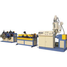 Best Selling PVC Single Wall Corrugated Pipe Extrusion Line