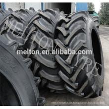 Landwirtschaftlicher Traktorreifen R1 18.4-38 Reifenfabrik Direktverkauf in gutem Preis