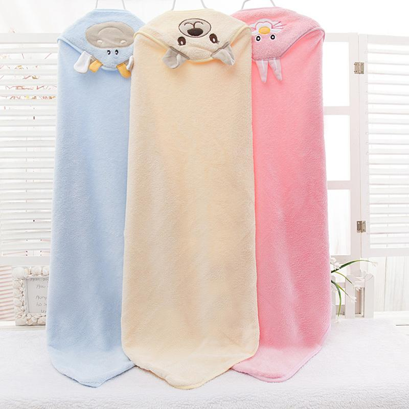 Double Layer Coral Fleece Towel With Pictures