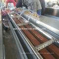PE PP PVC WPC Profil Fertigungslinie / WPC Profil Extrusion Linie