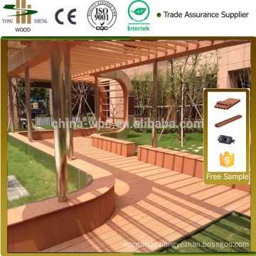 lowest price exterior wpc decking prices