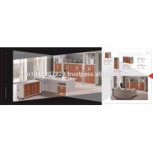 Spanplattenmöbel - Büromöbel Set 2
