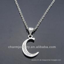 Heißer Verkauf Initial Charms CZ Stein für Charme Armband PCC-009