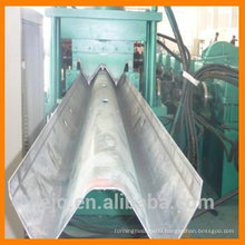 steel guardrail road barrie profile making roll forming machine