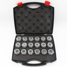 High Precision ER Collets Set With Plastic Box