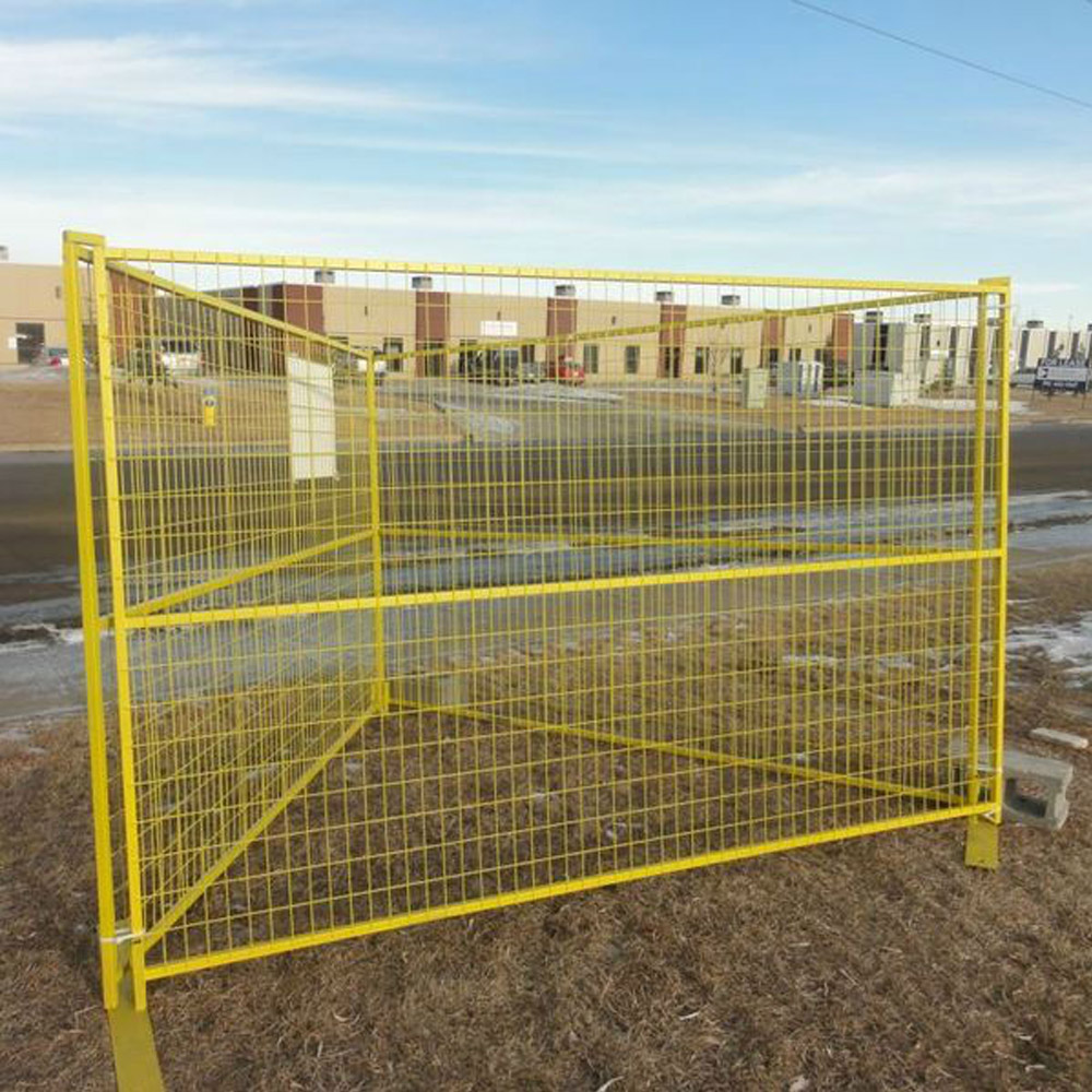China Canada Temporary Safety Guard Fencing Manufacturers