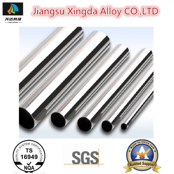 Dia 50mm Cu-Ni Alloy Rod Monel 400 Bar for Evaporator