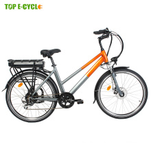 Livelytrip CE Import Shanghai 2017 lower price e bike electric bicycle from China