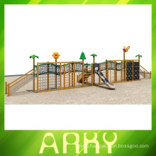 best quality wooden outdoor playgrounds for sale
