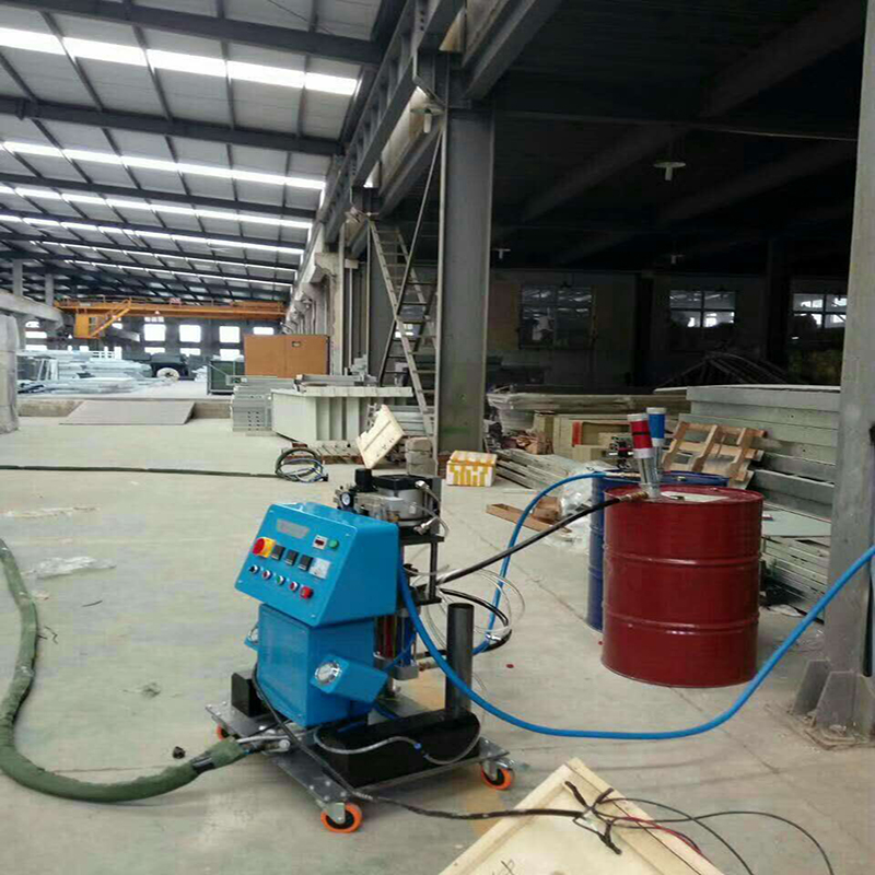spray foam insulation machine for sale