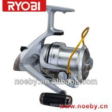 RYOBI Aluminum spool spinning fishing reel