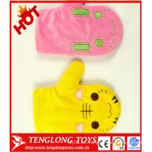 2015 bebé ama cómodos y suaves guantes de peluche