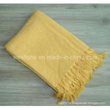 Lance de bambu, cobertor de bambu, fibra de bambu jogar Bb-09123