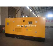 300kW grande poder gerador diesel drived por motor wudong