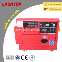 180A soundproof 5kW diesel arc welder generator